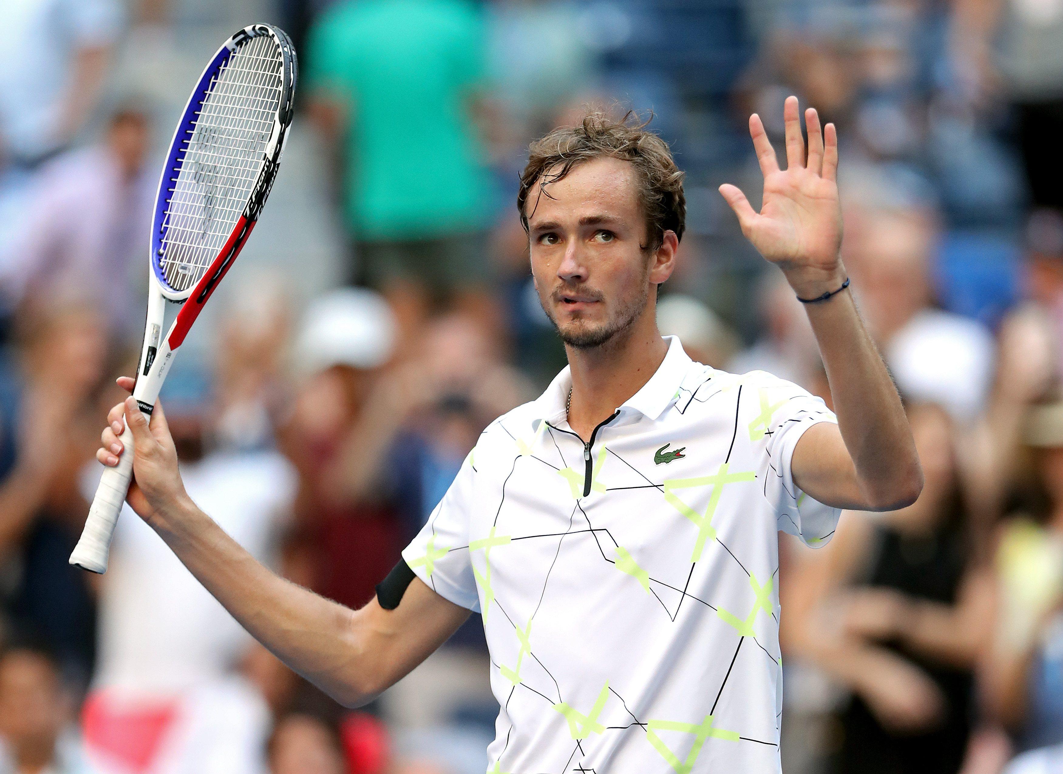 Puchar Davisa. Daniił Miedwiediew nie wybiera się do Madrytu
