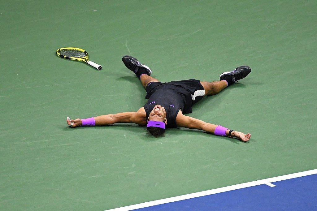 Prawie pięciogodzinna batalia o tytuł – Rafael Nadal mistrzem!
