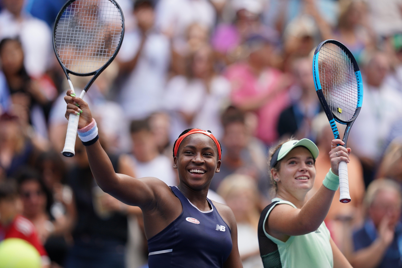 """Australian Open. Gauff i McNally w ćwierćfinale debla – """"Zrobiłyśmy to dla Kobe'ego"""""""