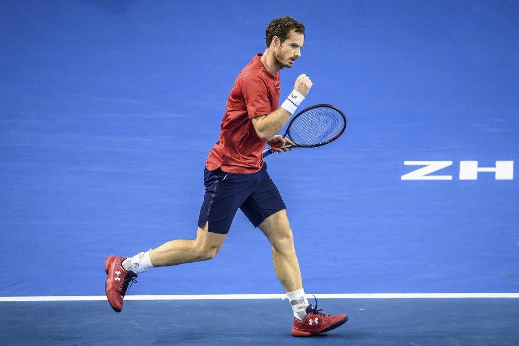 Murray z ważnym zwycięstwem