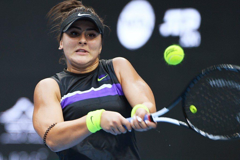 Andreescu powalczy o obronę tytułu w US Open