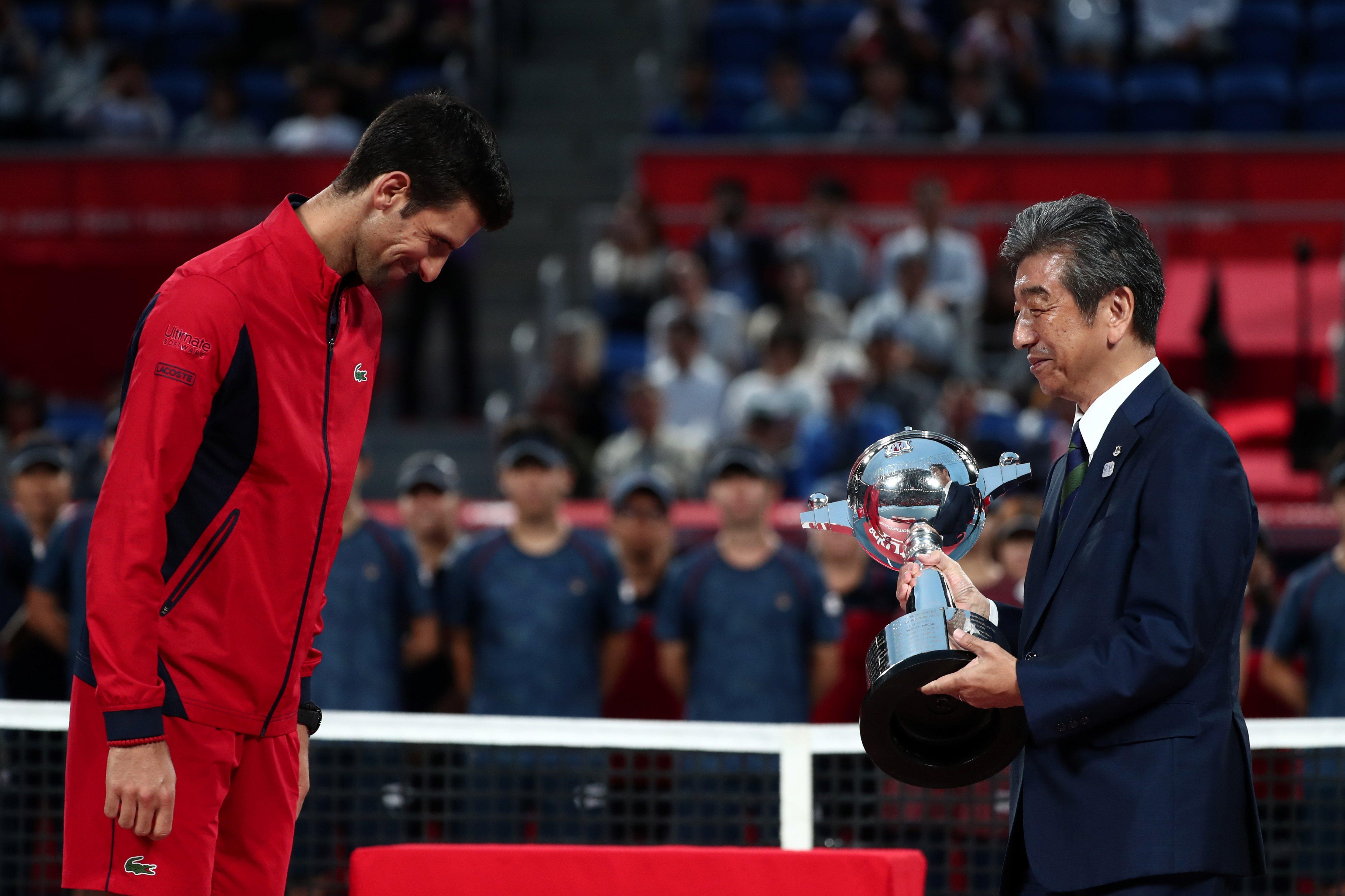 Wysoka cena odwołania Rakuten Japan Open. Oszacowano prawdopodobne straty