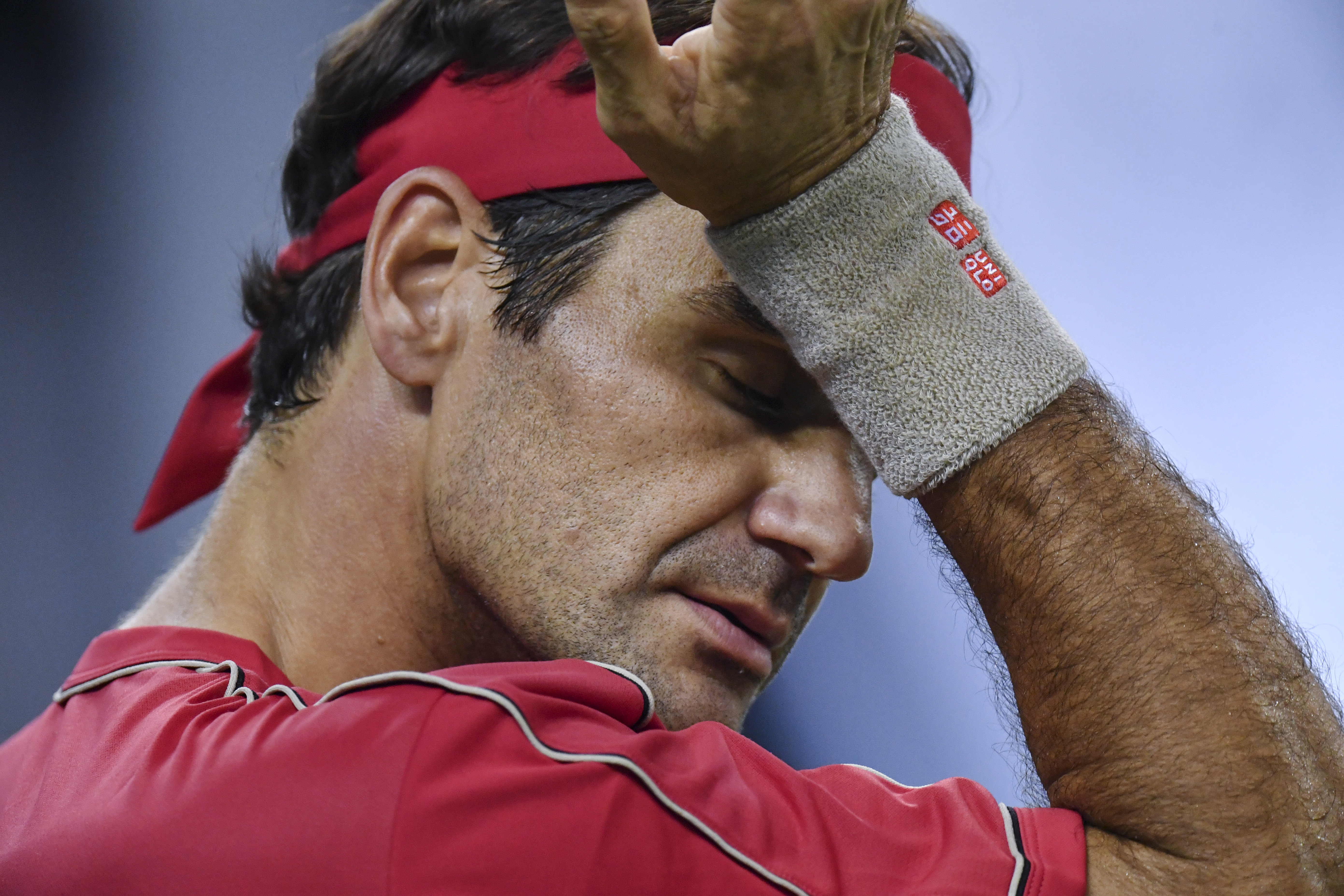 Federer: Oczekiwałem od siebie czegoś lepszego