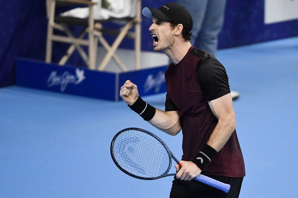 Murray: Nie spodziewałem się triumfu tak szybko