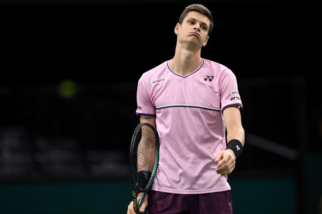 Hurkacz bez rozstawienia w Australian Open