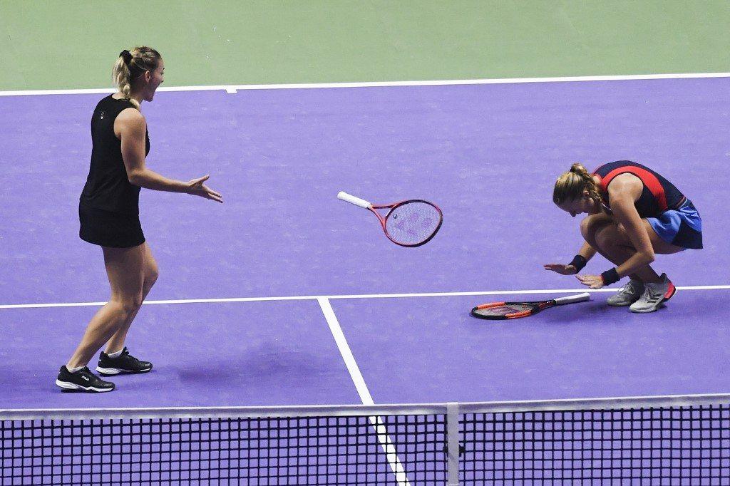 WTA Finals. Babos i Mladenovic obroniły tytuł!