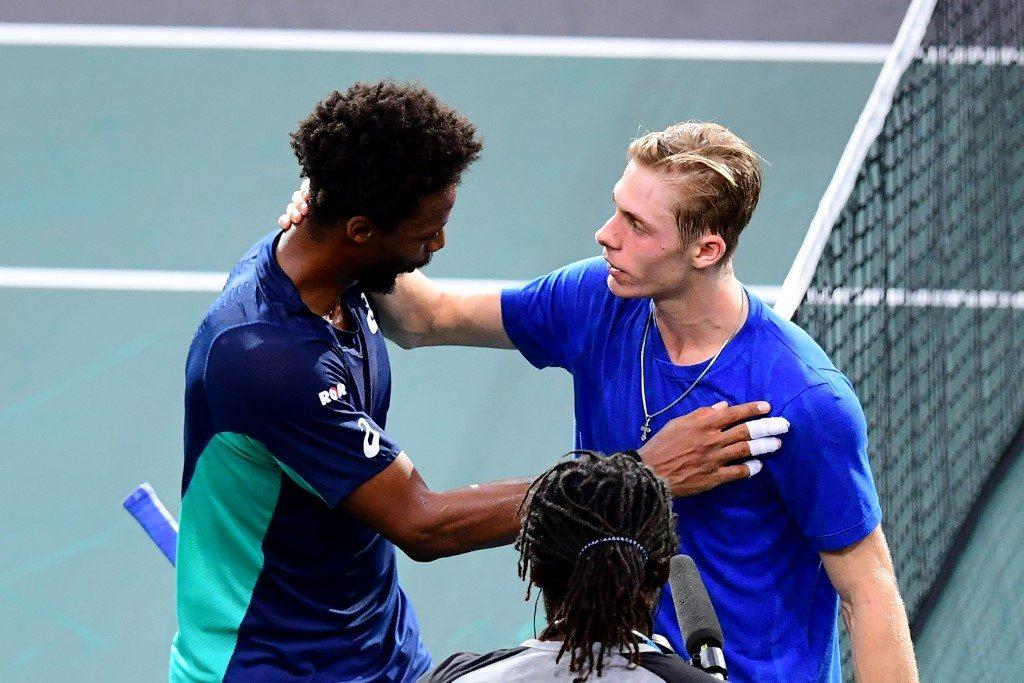 Paryż. Shapovalov zakończył marzenia Monfilsa o ATP Finals