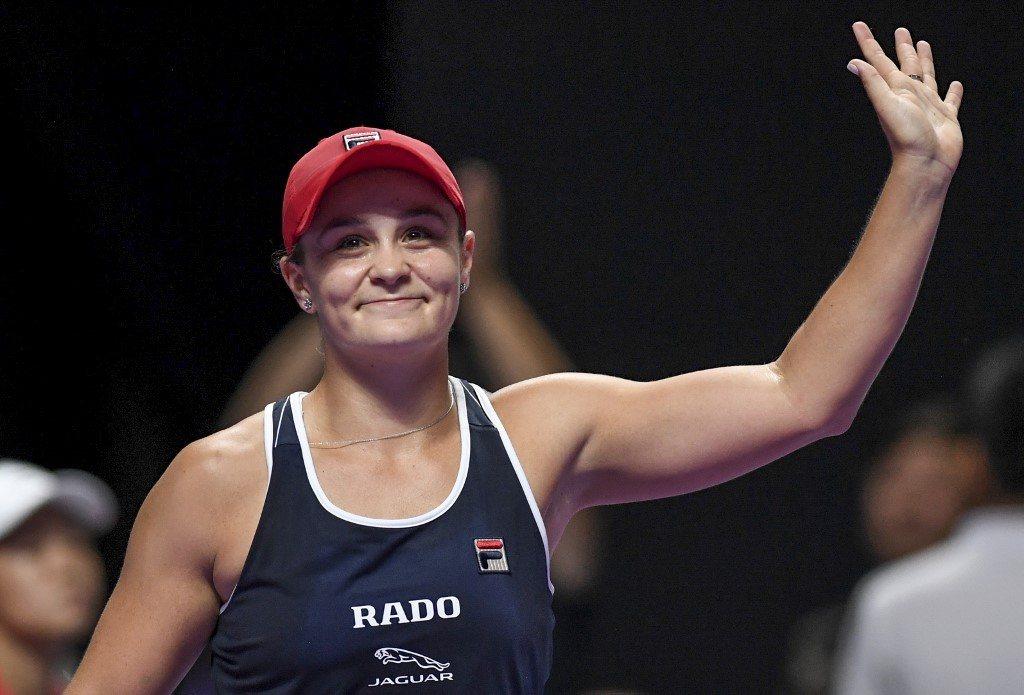 WTA Finals. Barty mistrzynią! Australijska posucha przerwana po 43 latach