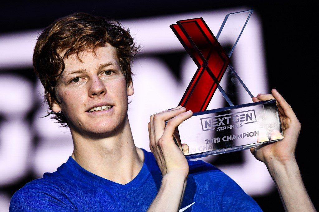 Jannik Sinner kandydatem na sportowca roku we Włoszech