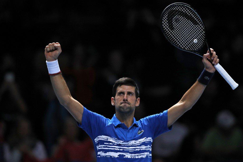 ATP Finals. Pewne otwarcie Dźokovicia
