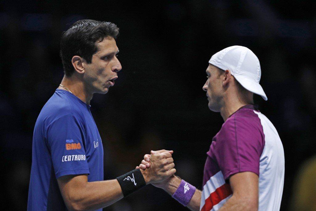 ATP Finals. Zwycięski początek Kubota i Melo!