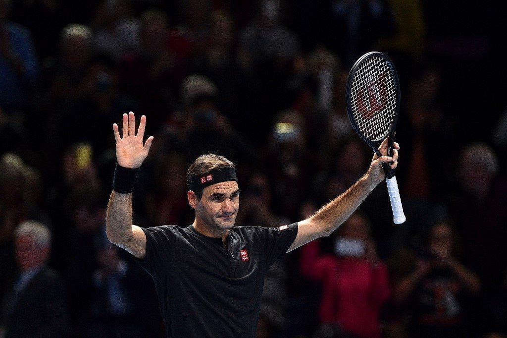 ATP Finals. Federer pozostaje w grze