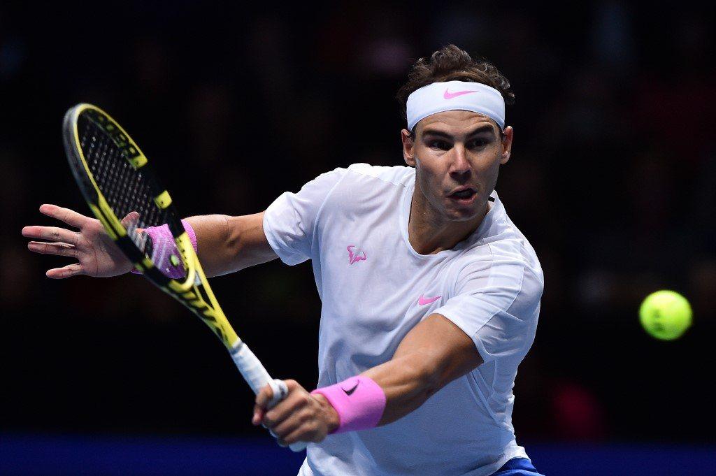 ATP Finals. Nadal wygrywa, teraz ruch Zvereva