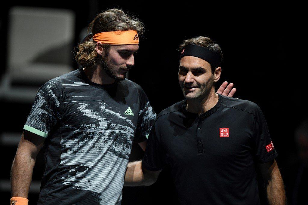Tsitsipas: marzę o takiej karierze, jaką ma Roger Federer