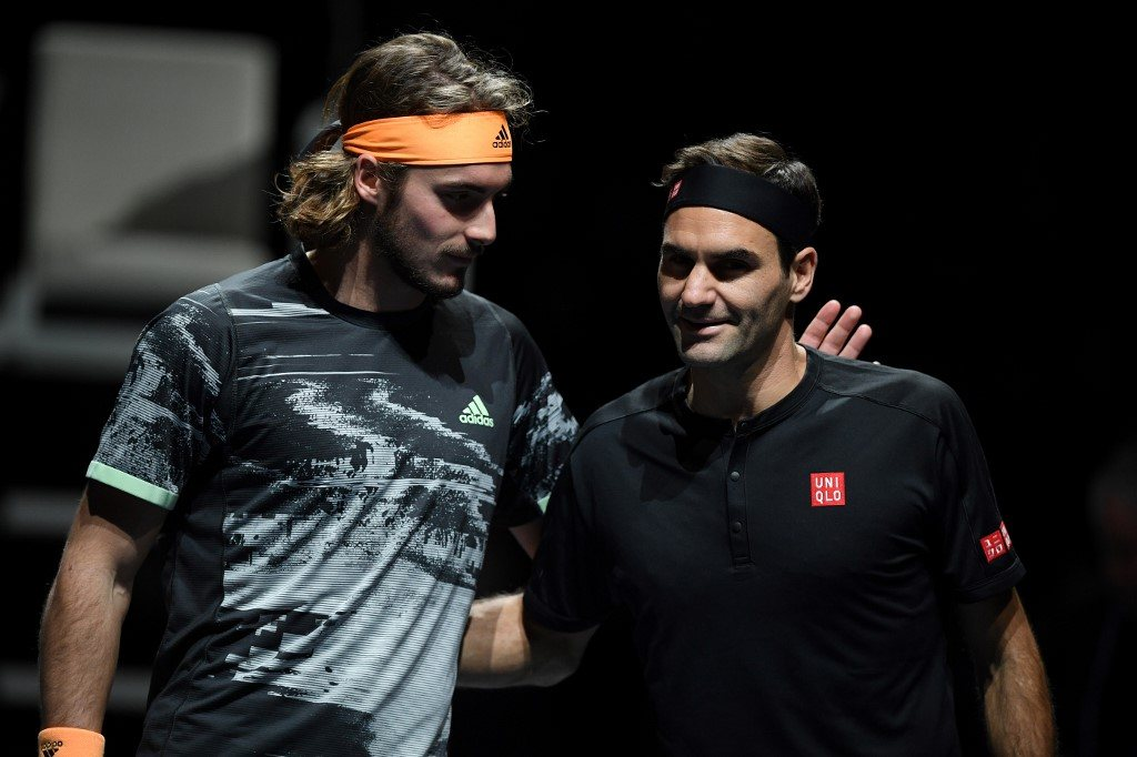 ATP Finals. Powtórka z Melbourne – Tsitsipas lepszy od Federera!