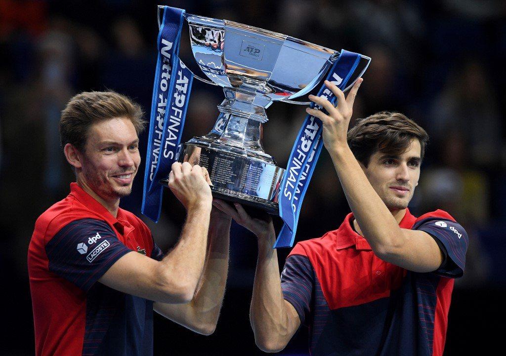ATP Finals. Niepokonani Francuzi z tytułem!