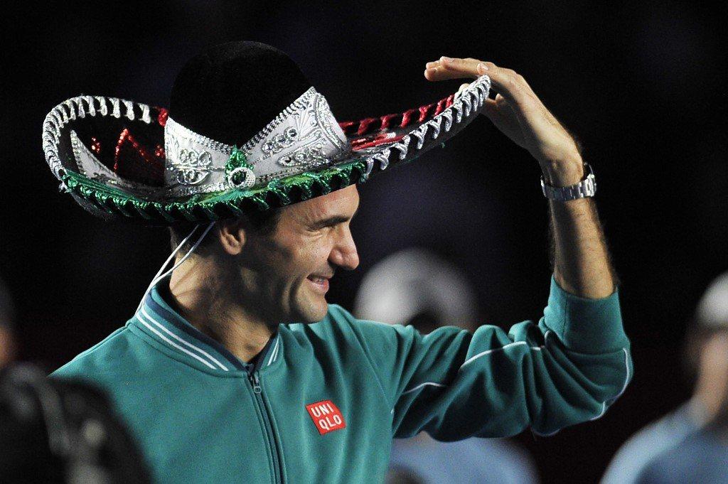 Federer lepszy od Zvereva w tournée po Ameryce Łacińskiej