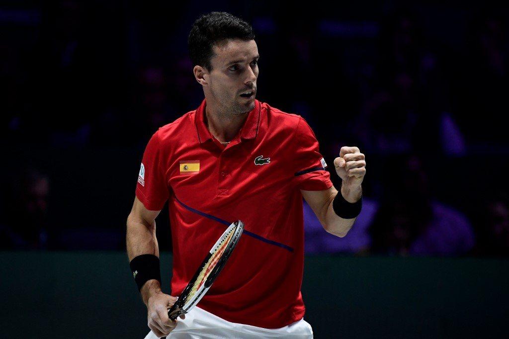 Doha. Bautista Agut górą w pojedynku mistrzów
