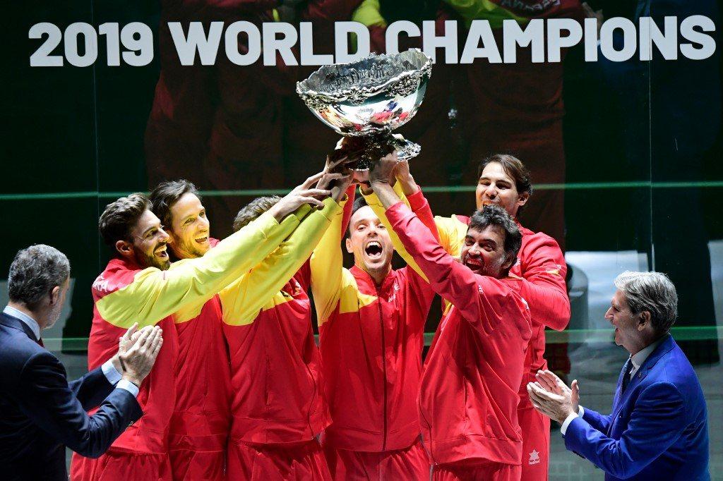 Puchar Davisa. Grupy turnieju finałowego rozlosowane