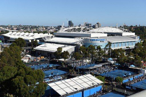 Australian Open. Organizatorzy wskazali powody niskiej frekwencji