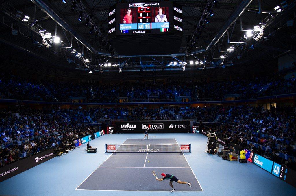 Nowa technologia w ATP Cup
