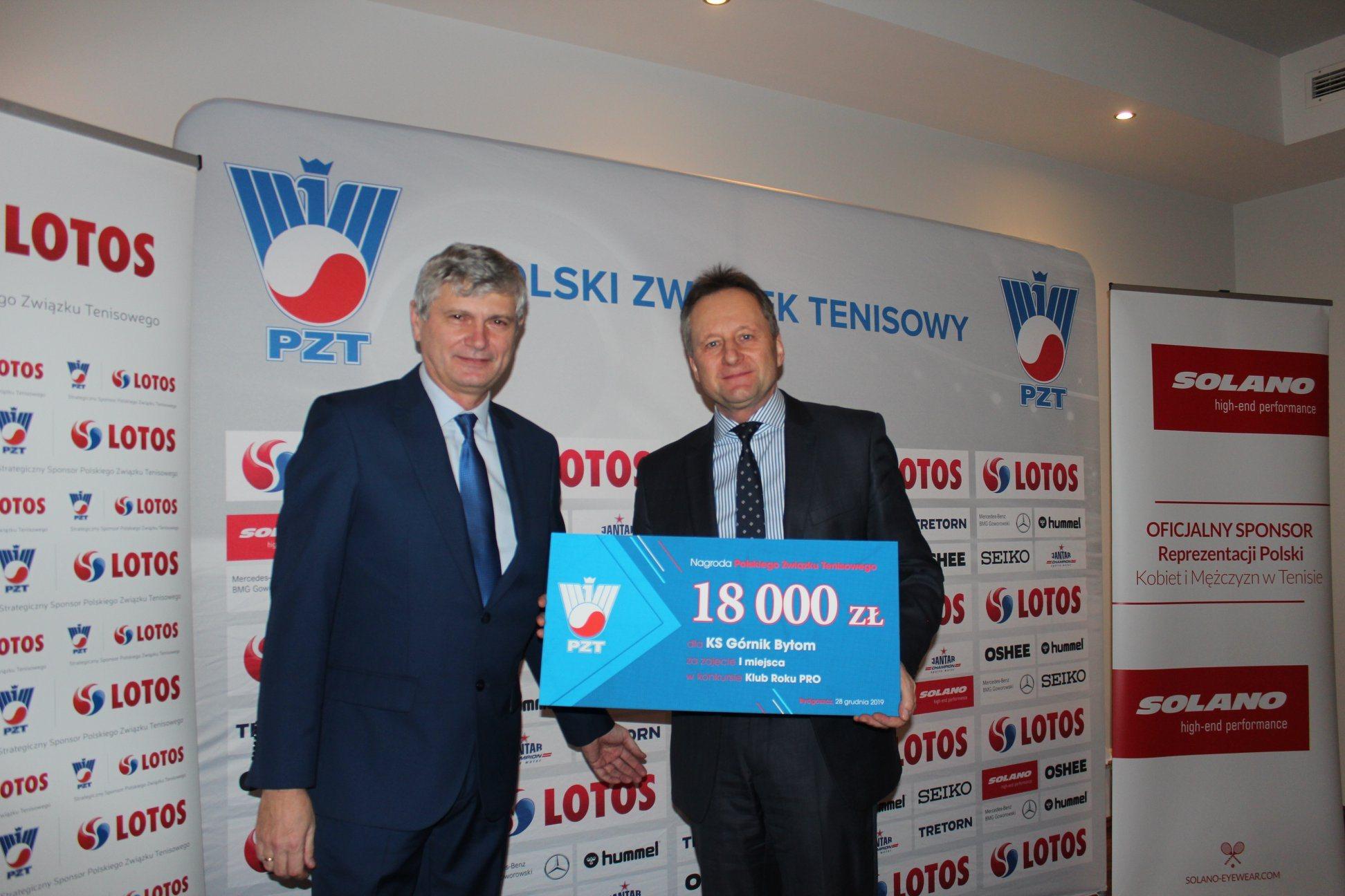KS Górnik Bytom najlepszym klubem w 2019 roku