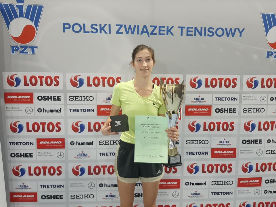 Halowe Mistrzostwa Polski. Oczachowska i Żuk ze złotymi medalami