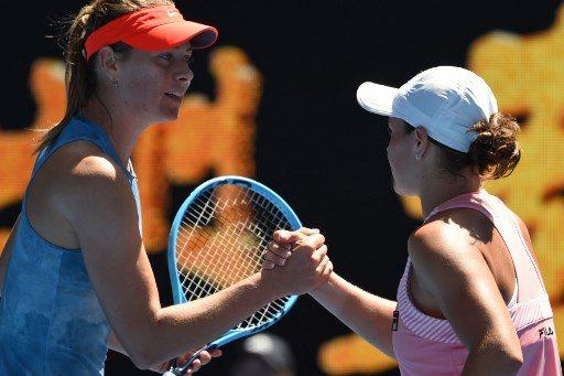 Gwiazdy grają zespołowo dla Australii
