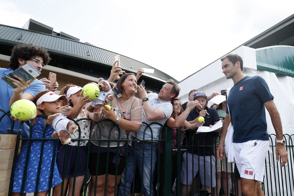 Spięcie na linii Roger Federer – Greta Thunberg