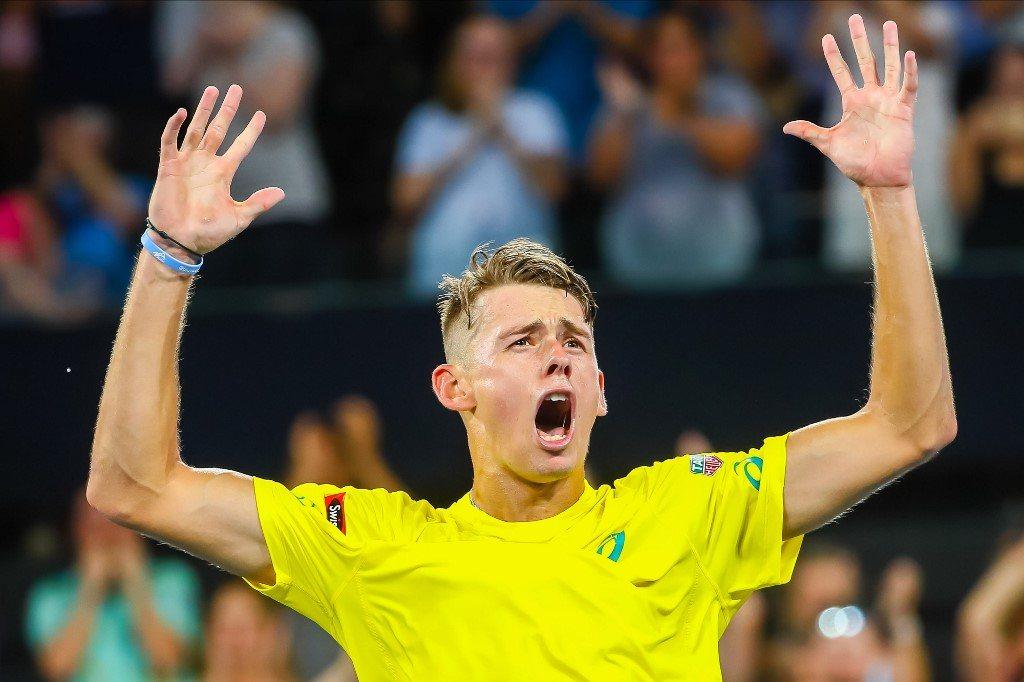 ATP Cup. Gospodarze pierwszymi półfinalistami