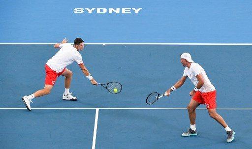 ATP Cup. Polacy ulegli Chorwatom i stracili szansę na awans do ćwierćfinału
