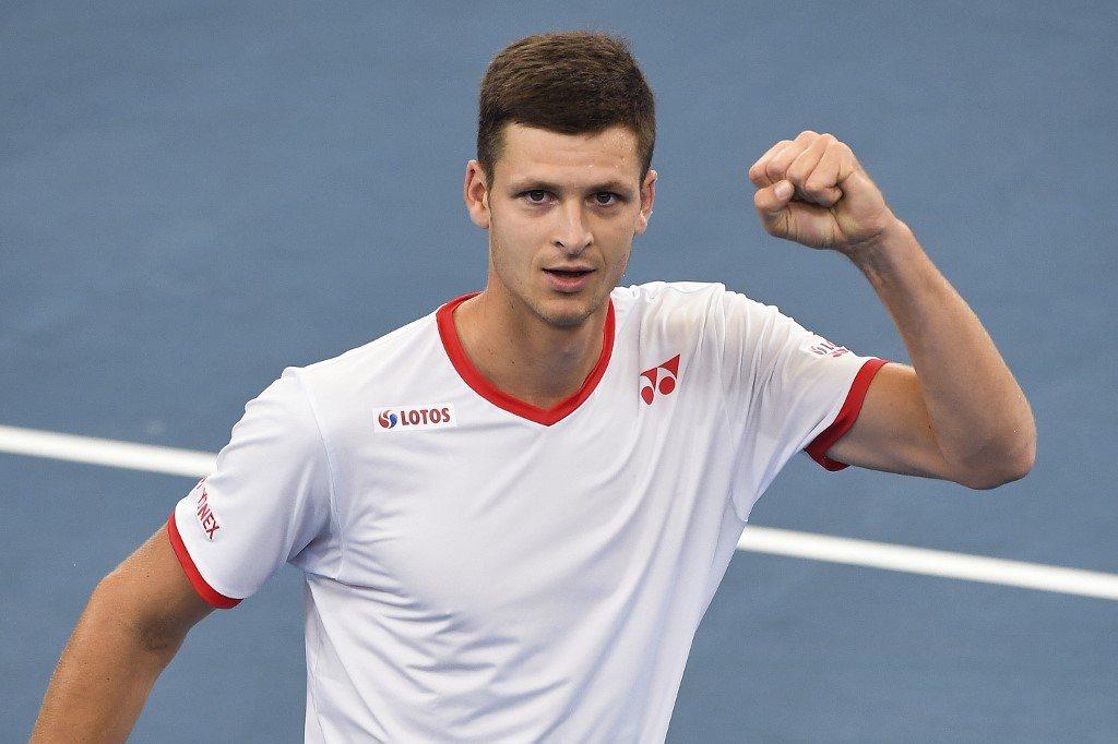 Ranking ATP. Hurkacz najwyżej w karierze!