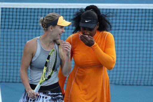 Wozniacki: wspólna gra z Sereną byłaby super, ale kariera tenisowa jest już za mną