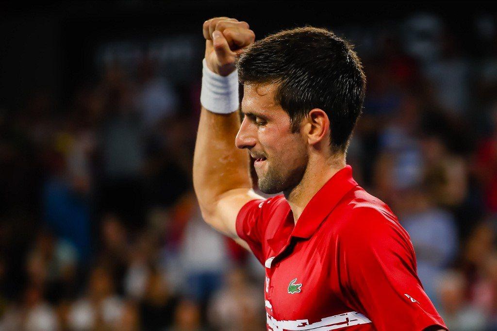 ATP Cup. Dźoković wprowadził Serbię do półfinału