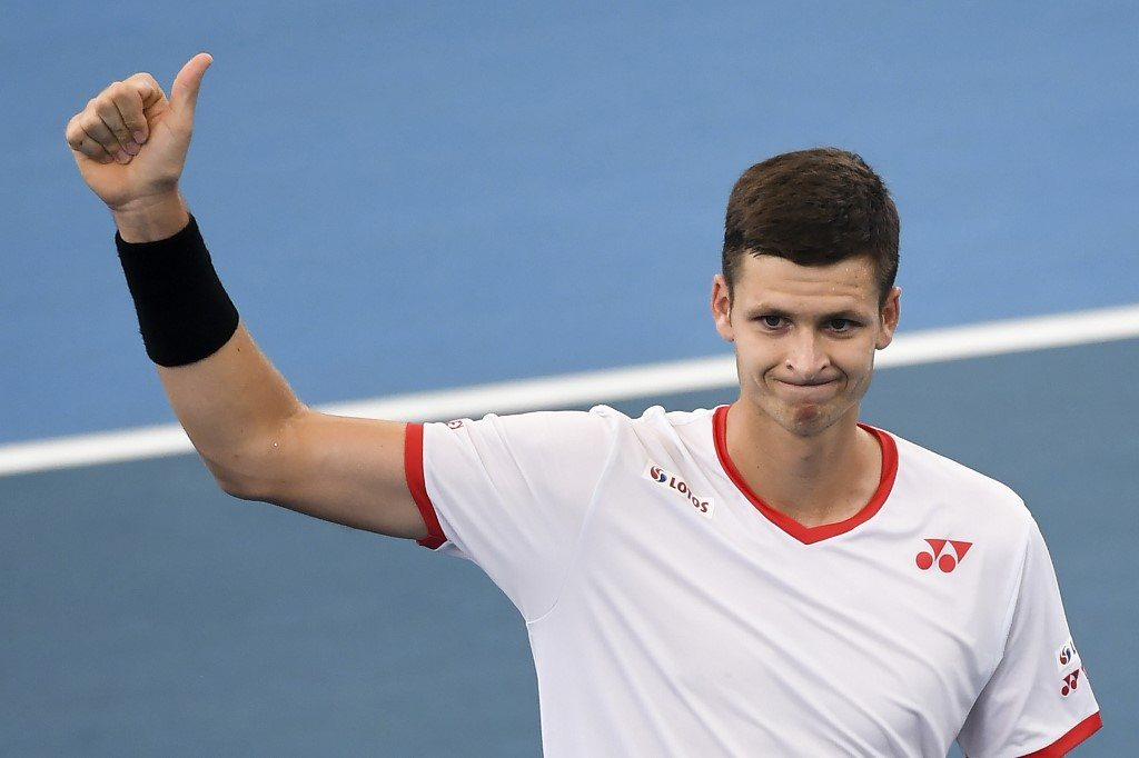 Australian Open. Trzecia rakieta Australii na drodze Hurkacza