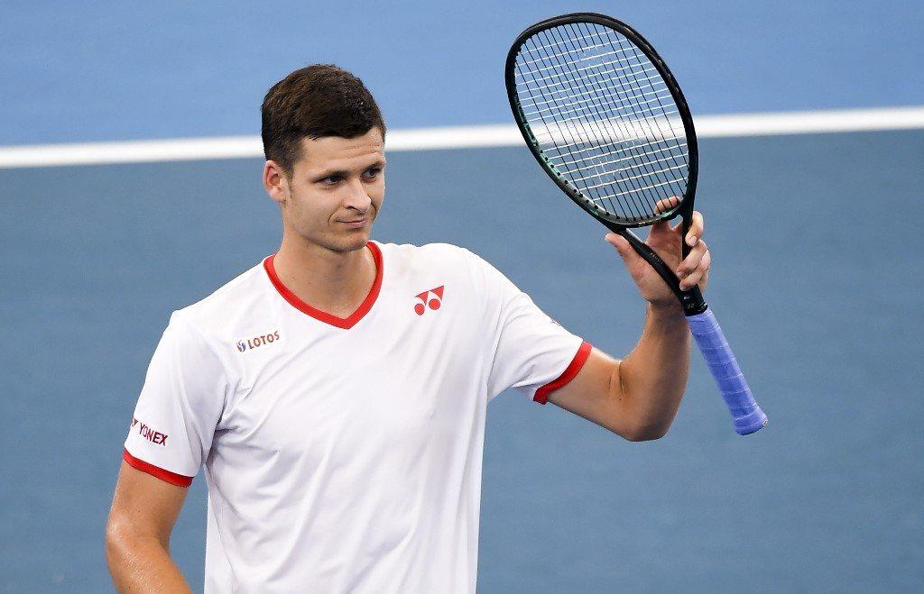 Hurkacz zagra w US Open i Roland Garros