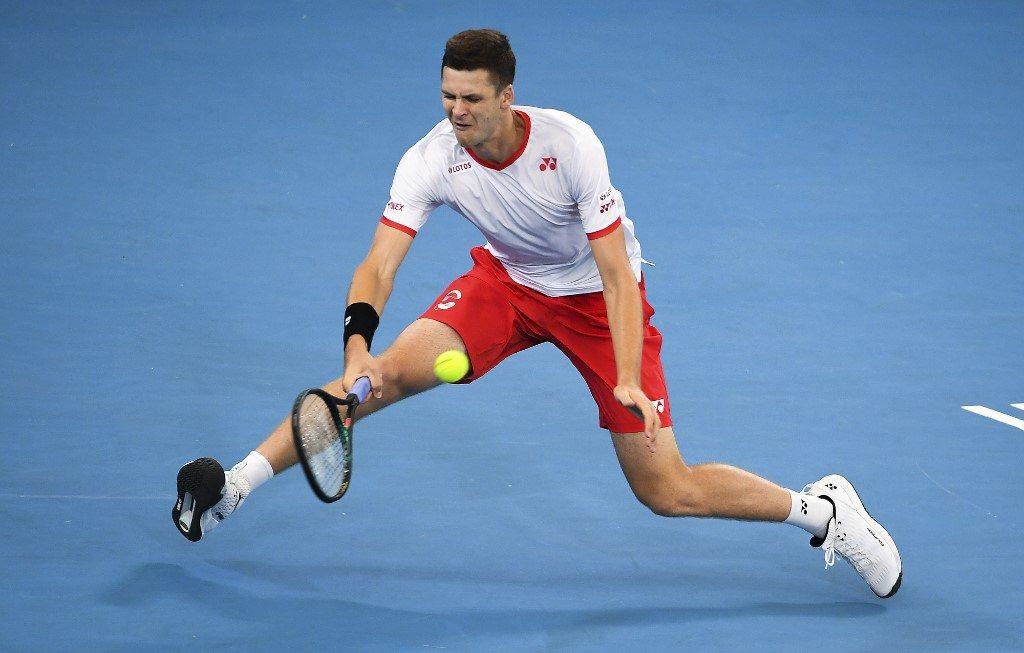 US Open. Hiszpański showman rywalem Hurkacza