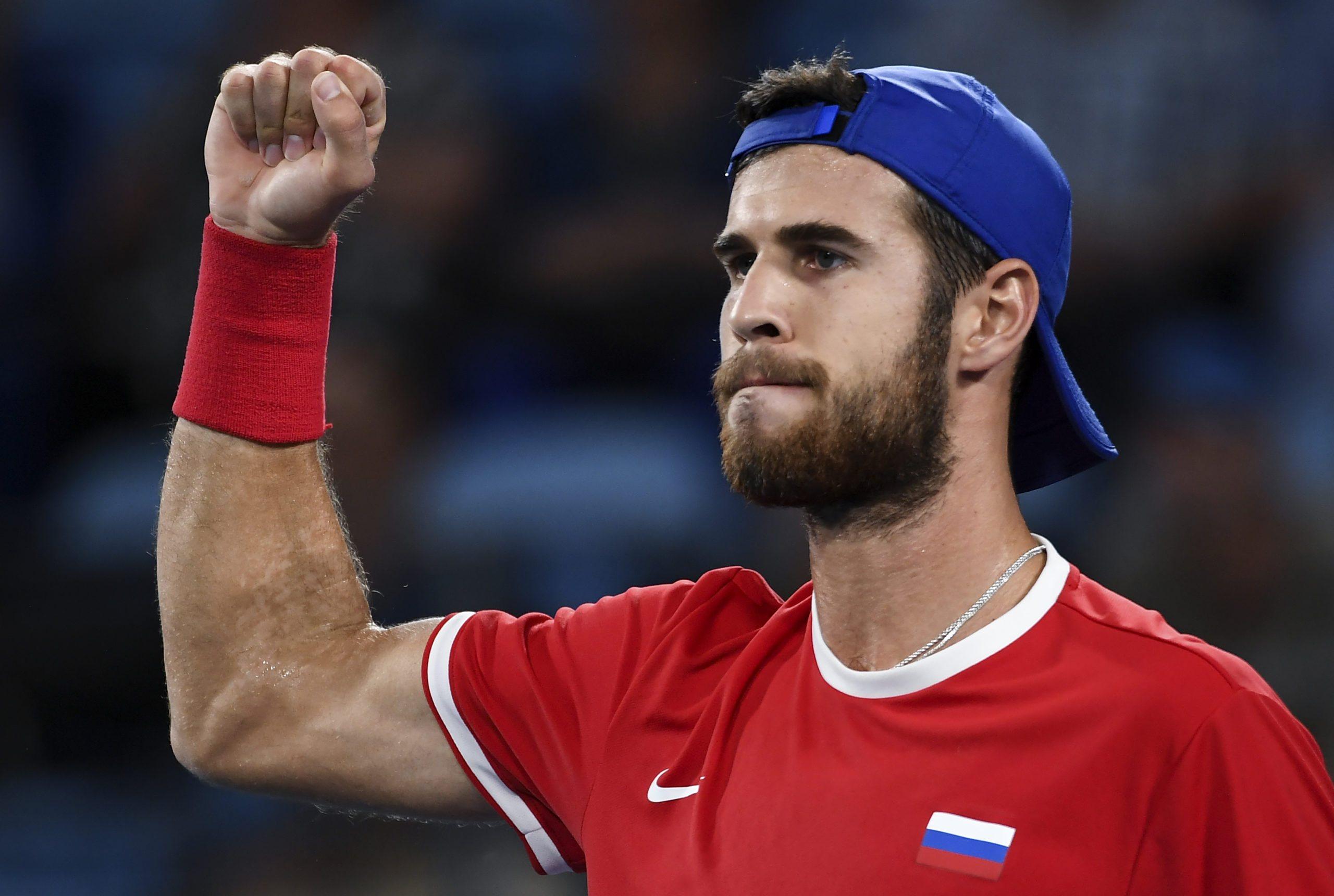 ATP Cup. Rosja czeka w półfinale
