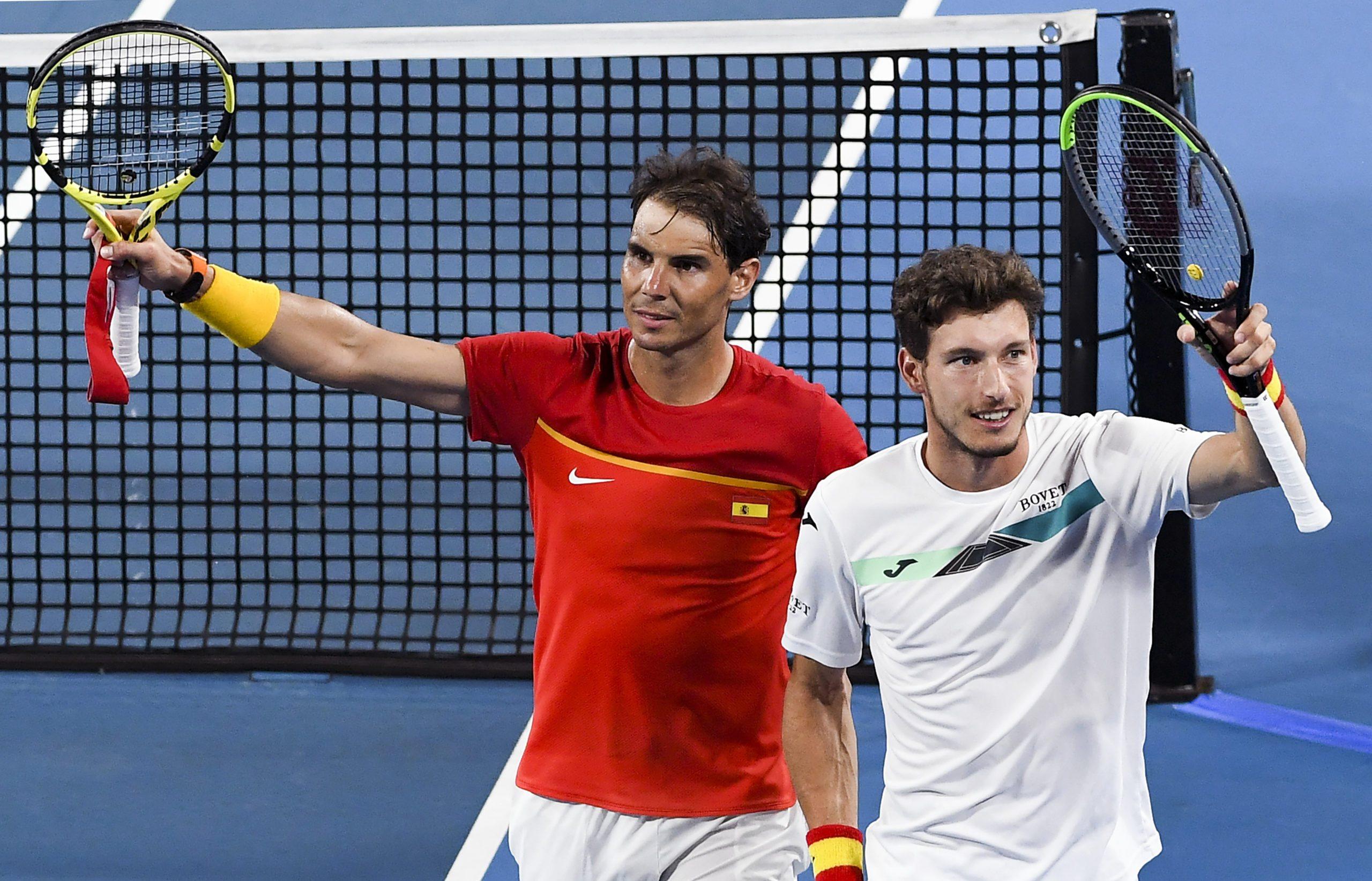 ATP Cup. Odrodzony Nadal i Hiszpania w półfinale!