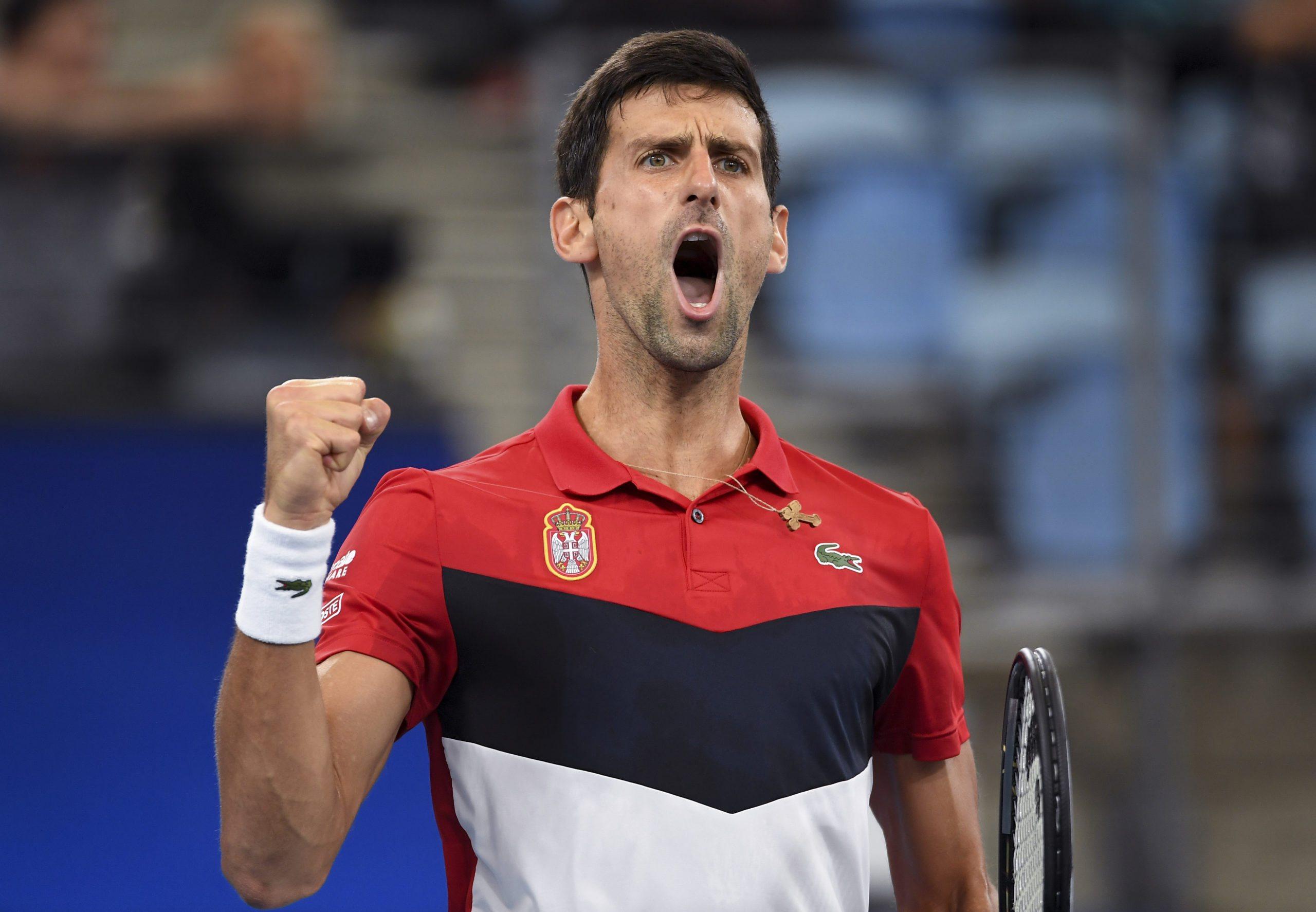 Australian Open. Dźoković nie zbacza ze zwycięskiej ścieżki