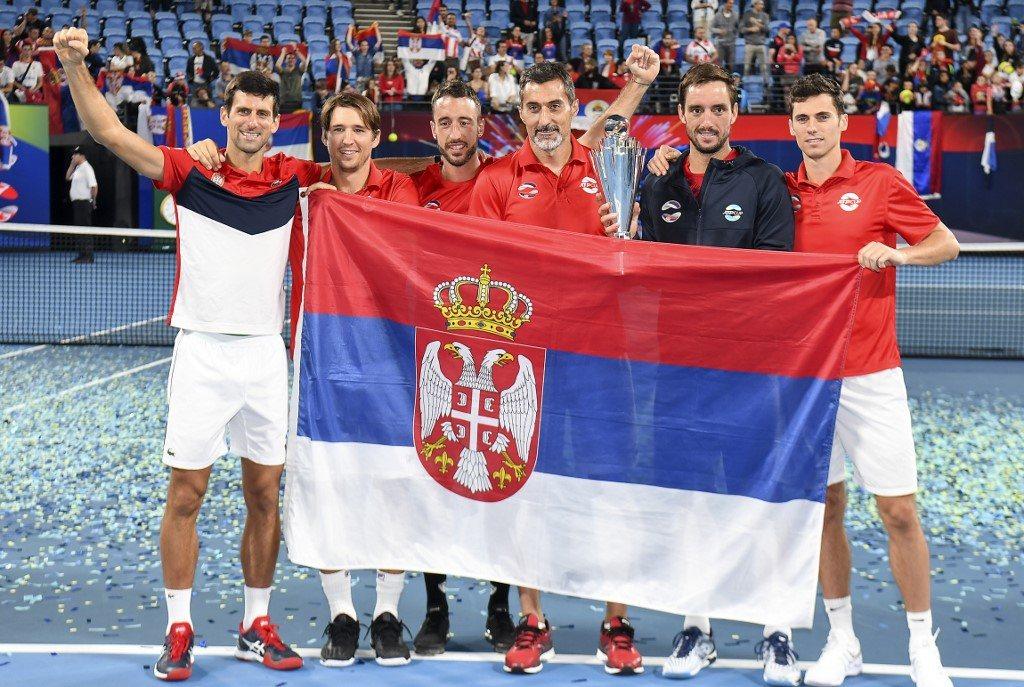 ATP Cup. Rozlosowano grupy drugiej edycji turnieju; trudne zadanie Serbów