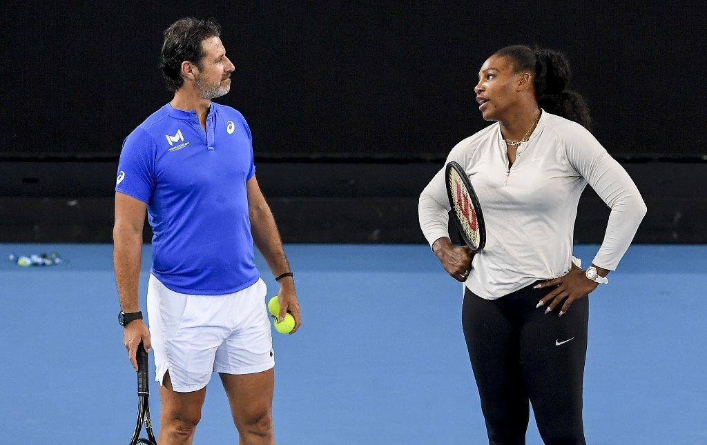 Mouratoglou: Serena jest najsilniejszą osobą jaką znam