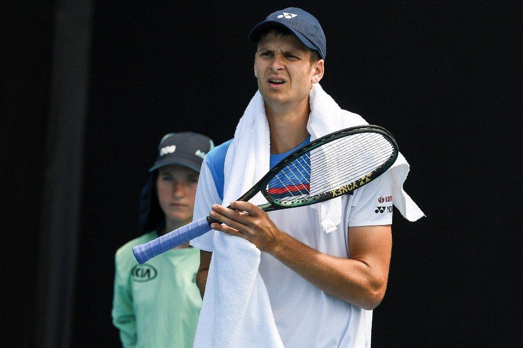Ranking ATP. Hurkacz bez zmian, Majchrzak wypadł z top 100
