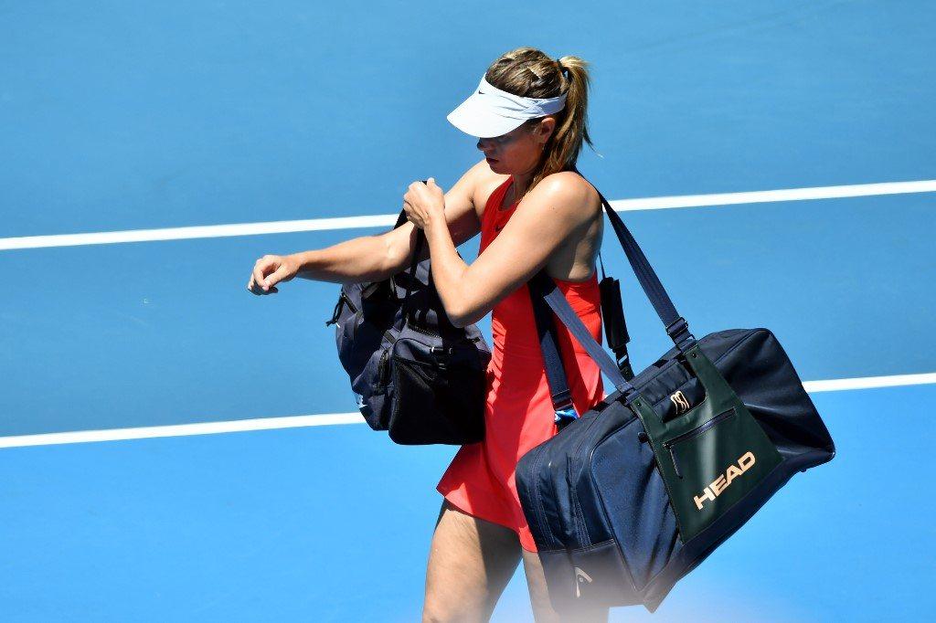 Australian Open. Vekić wyrzuciła Szarapową z Top 300