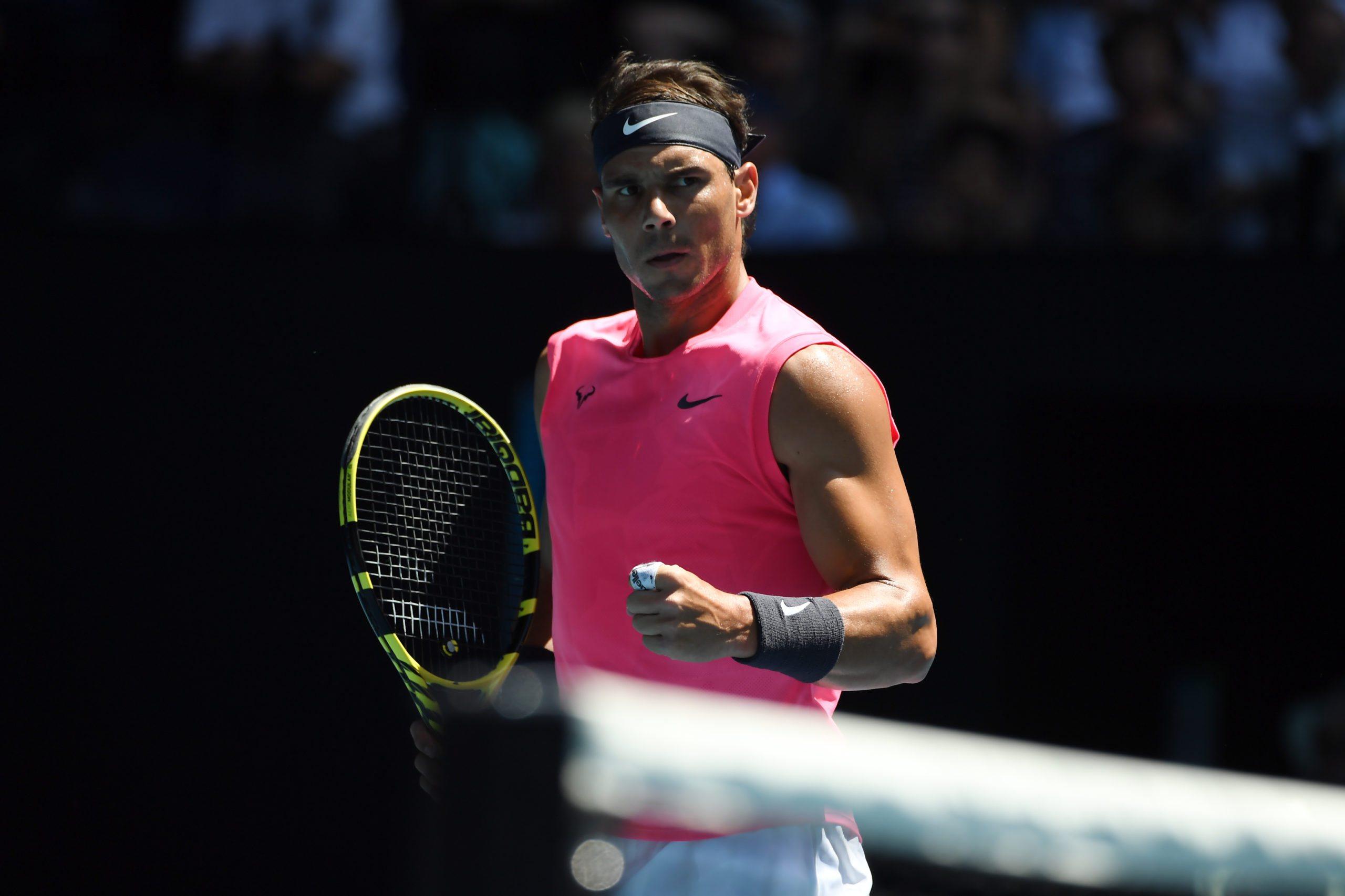 Australian Open. Pokaz siły Nadala, Rublow dalej niepokonany