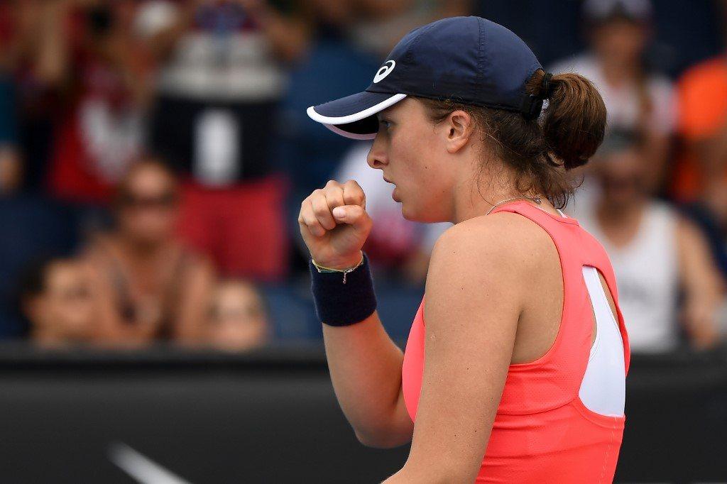Australian Open. Poprzeczka wędruje w górę