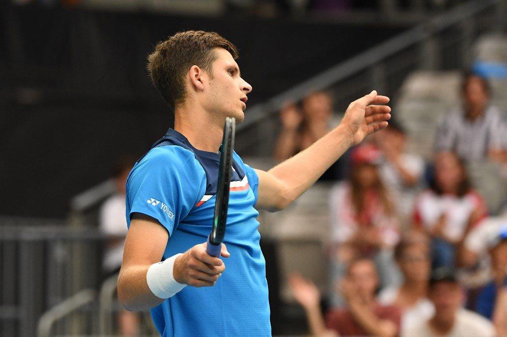 Ranking ATP. Spadek Hurkacza, awans Majchrzaka