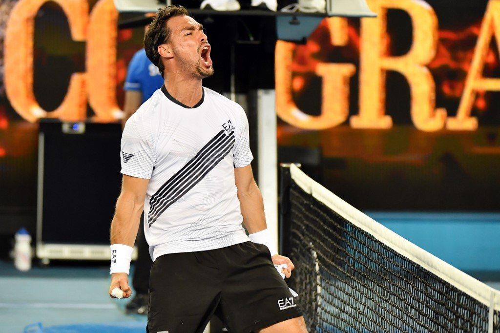 Australian Open. Łatwe zwycięstwa Nadala i Miedwiediewa. Gorąca temperatura we włoskim meczu oraz starciu Tsitsipasa z Kokkinakisem