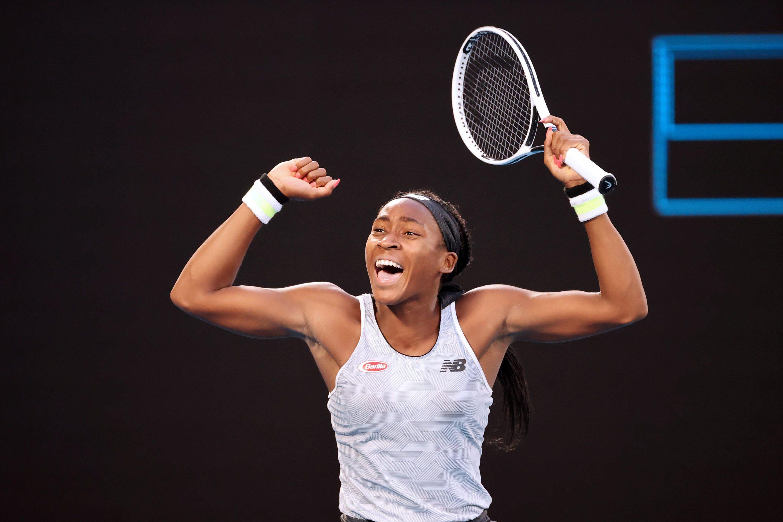 Ranking WTA. Gauff najmłodszą Amerykanką w Top 25 od 23 lat