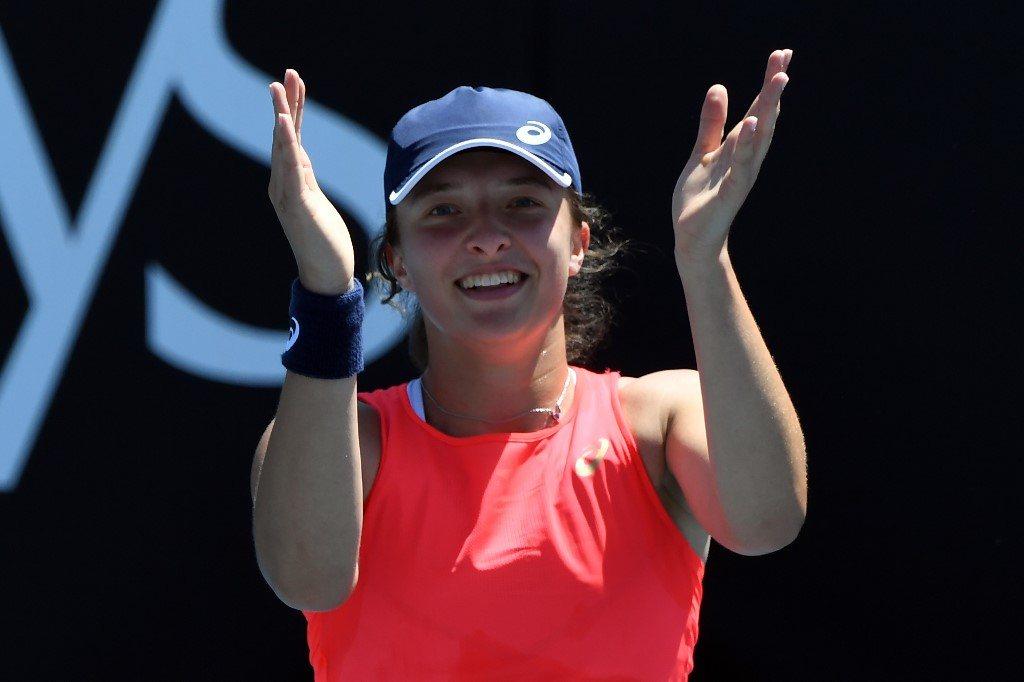 Ranking WTA. Świątek zachowała pozycję, awans Andreescu
